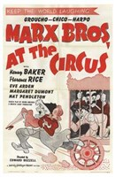 """At the Circus - 11"""" x 17"""""""