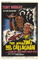 """The Amazing Mr Callaghan - 11"""" x 17"""""""