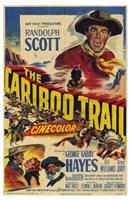 """Cariboo Trail - 11"""" x 17"""""""