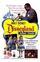"""Disneyland After Dark - 11"""" x 17"""""""