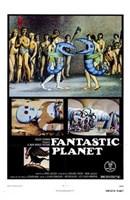 """Fantastic Planet, 1973, 1973 - 11"""" x 17"""""""