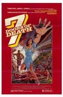 """7 Doors of Death - 11"""" x 17"""", FulcrumGallery.com brand"""