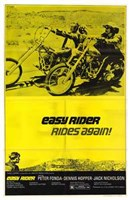 Easy Rider Rides Again! Fine Art Print