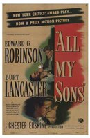 """All My Sons - 11"""" x 17"""""""