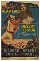 """Desert Legion - 11"""" x 17"""""""