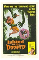 "Island of the Doomed - 11"" x 17"""