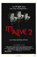 """It's Alive 2 - 11"""" x 17"""""""