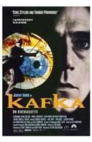 "Kafka - 11"" x 17"""