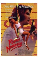 """Round Numbers - 11"""" x 17"""""""