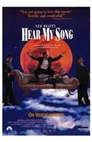 """Hear My Song - 11"""" x 17"""""""