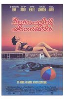 """Desire and Hell At Sunset Motel - 11"""" x 17"""""""