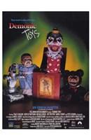"Demonic Toys - 11"" x 17"""