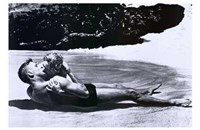 """from Here to Eternity - black and white - 17"""" x 11"""""""