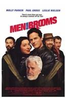 """Men with Brooms - 11"""" x 17"""""""