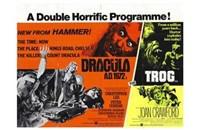 Dracula A.D. 1972 - Trog Fine Art Print