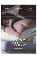 """Un Coeur En Hiver - 11"""" x 17"""""""