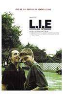 "Lie (Long Island Expressway) - 11"" x 17"""
