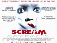 Scream From Wes Craven Framed Print