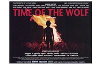 """The Time of the Wolf - 17"""" x 11"""""""
