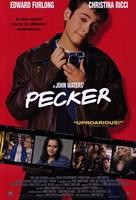 "Pecker - 11"" x 17"""