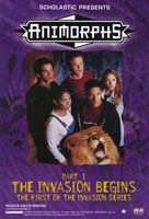 "Animorphs (Tv Series) - 11"" x 17"""