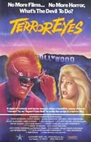 "Terror Eyes - 11"" x 17"" - $15.49"