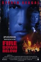 "Fire Down Below - 11"" x 17"" - $15.49"