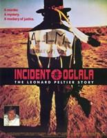 "Incident At Oglala - 11"" x 17"""