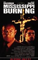 "Mississippi Burning Gene Hackman - 11"" x 17"""