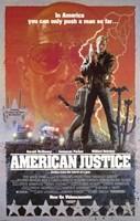 "American Justice - 11"" x 17"""
