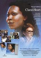 """Clara's Heart - 11"""" x 17"""""""