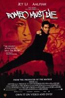 Romeo Must Die Wall Poster