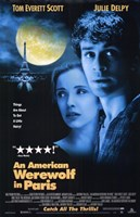 American Werewolf in Paris  an Wall Poster