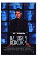 """Kurt Vonnegut's Harrison Bergeron - 11"""" x 17"""" - $15.49"""