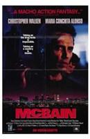 "Mcbain - 11"" x 17"""