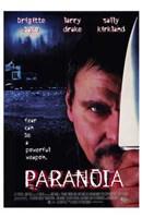 "Paranoia - 11"" x 17"""