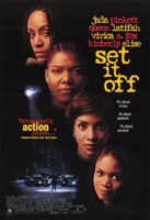Set it Off Wall Poster