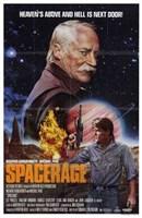 """Spacerage - 11"""" x 17"""""""