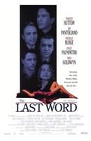 "The Last Word - 11"" x 17"""