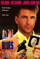 """Miami Blues - 11"""" x 17"""""""