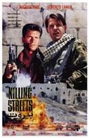 """Killing Streets - 11"""" x 17"""" - $15.49"""