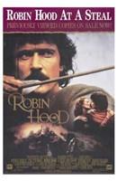 "Robin Hood At A Steal - 11"" x 17"""