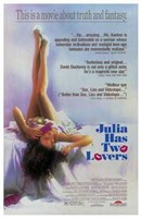 "Julia Has Two Lovers - 11"" x 17"""