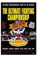 """Ultimate Fighting Championships - 11"""" x 17"""""""