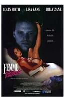"Femme Fatale - 11"" x 17"""