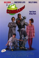 "Suburban Commando - 11"" x 17"""