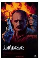 """Blind Vengeance - 11"""" x 17"""""""