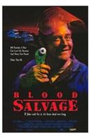 "Blood Salvage - 11"" x 17"""