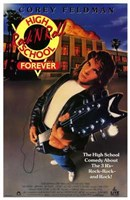 "Rock 'N' Roll High School Forever - 11"" x 17"""