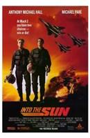 """Into the Sun - 11"""" x 17"""""""